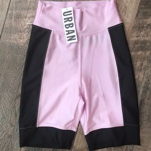 Urban Outfitters Other - UO crop top and bike shorts bundle